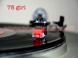 RIVERSAMENTO LP DISCO VINILE 78 GIRI SU CD MILANO