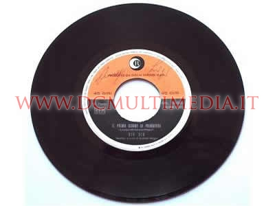 RIVERSAMENTO LP DISCO VINILE 45 GIRI SU CD MILANO